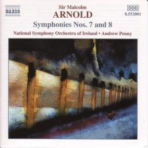 Arnold - Symphonies Nos. 7 & 8 Product Image