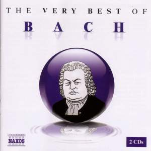 The Very Best of Bach Product Image