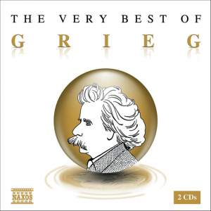The Very Best of Grieg Product Image
