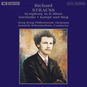 Richard Strauss: Symphony No. 1 in D minor Product Image