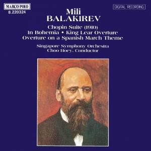 Balakirev: Orchestral Works Product Image
