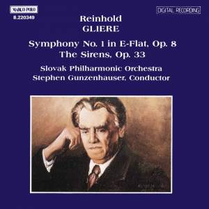 Glière: Symphony No. 1 & The Sirens Product Image