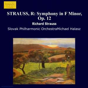 Strauss, R: Symphony No. 2, Op. 12 Product Image