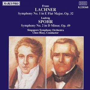 Lachner & Spohr: Symphonies Product Image