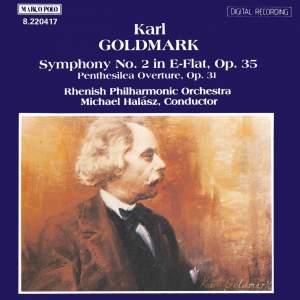 Goldmark: Symphony No2 Product Image