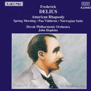 Delius: American Rhapsody Product Image