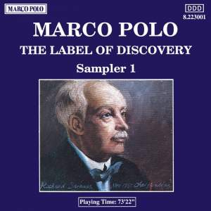 Marco Polo - the Label of Discovery Product Image