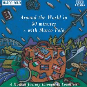 Around the World in 80 Minutes with Marco Polo