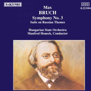 Bruch: Symphony No. 3 & Suite on Russian Themes Product Image
