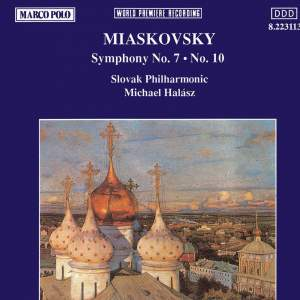 Miaskovsky: Symphonies Nos. 7 and 10 Product Image