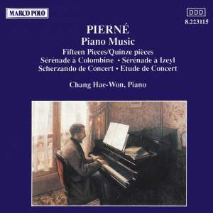Pierne: Piano Music Product Image