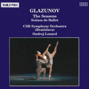 Glazunov: The Seasons & Scènes de ballet Product Image