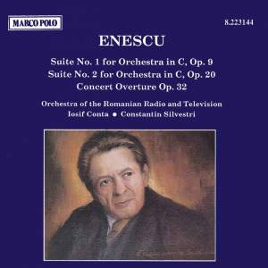 Enescu: Suites Nos. 1 and 2 & Concert Overture Product Image