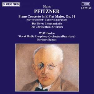 Pfitzner: Piano Concerto & Das Christelflein Overture Product Image