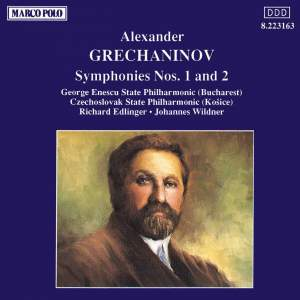 Grechaninov: Symphonies Nos. 1 and 2 Product Image
