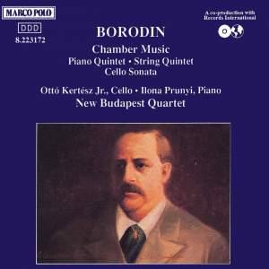 Borodin: Chamber Music Product Image