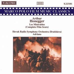 Honegger: Les Misérables Product Image