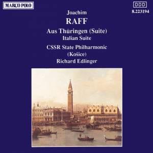 Raff: Aus Thuringen & Italian Suites Product Image