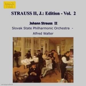 Johann Strauss II Edition, Volume 2