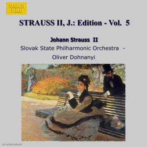 Johann Strauss II Edition, Volume 5