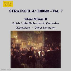 Johann Strauss II Edition, Volume 7