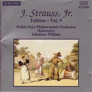 Johann Strauss II Edition, Volume 9 Product Image