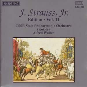 Johann Strauss II Edition, Volume 11