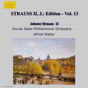 Johann Strauss II Edition, Volume 13