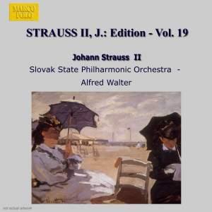 Johann Strauss II Edition, Volume 19 Product Image