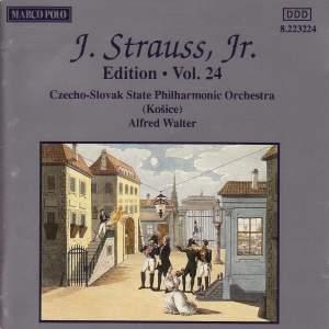 Johann Strauss II Edition, Volume 24 Product Image