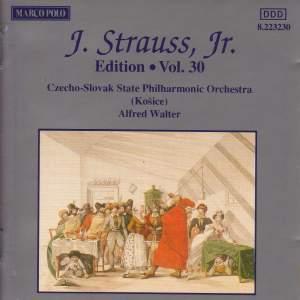 Johann Strauss II Edition, Volume 30 Product Image