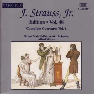 Johann Strauss II Edition, Volume 48 Product Image