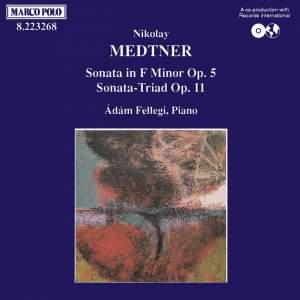 Medtner: Sonata In F Minor Product Image