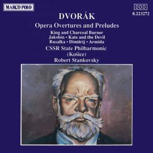 Dvorak: Opera Overtures and Preludes Product Image