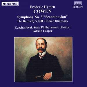 Frederic Hymen Cowen: Symphony 3 Product Image