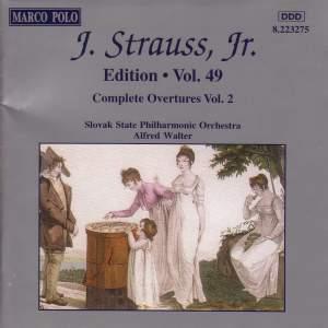 Johann Strauss II Edition, Volume 49 Product Image