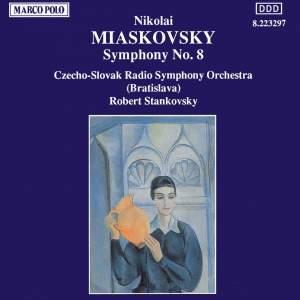 Miaskovsky: Symphony No. 8 in A major, Op. 26 Product Image