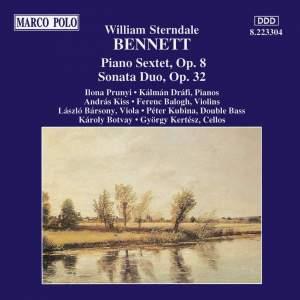 Sterndale Bennett: Piano Sextet & Sonata Duo Product Image