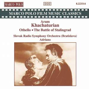 Khachaturian: Othello & The Battle of Stalingrad Product Image