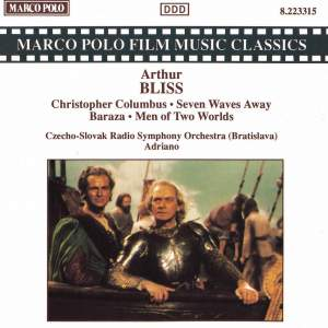Bliss: Christopher Columbus & Seven Waves Away Product Image