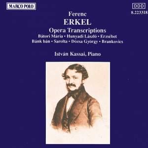 Ferenc Erkel: Opera Transcriptions Product Image
