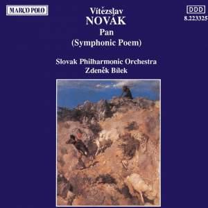 Novák, V: Pan (Symphonic Poem), Op. 43 Product Image