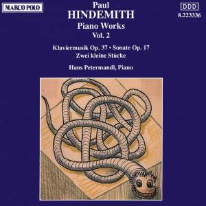 Hindemith: Piano Works, Vol. 2 Product Image