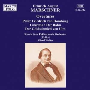 Marschner: Overtures Product Image