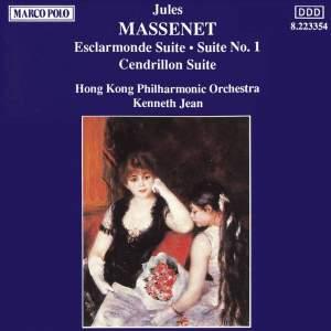Massenet: Esclarmonde & Cendrillon Suites Product Image