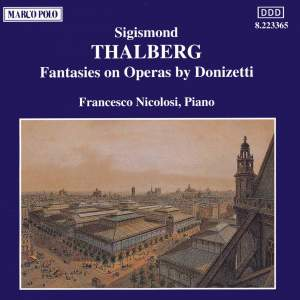 Thalberg: Fantasies on Operas by Donizetti Product Image
