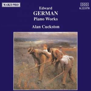 Edward German: Piano Works Product Image
