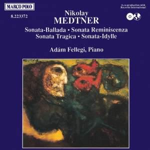 Medtner: Sonata-Ballade & Sonata Reminiscenza Product Image