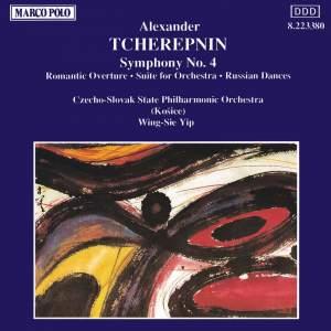Tcherepnin: Symphony No. 4 Product Image