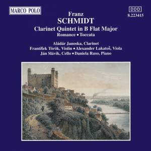 Franz Schmidt: Chamber Music Product Image